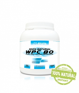 Atleta 100% Natural Whey Protein Instant WPC 80 | 2KG