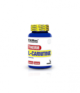 Fitmax Therm l-carnitine | 90 kaps.