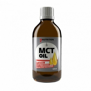 7Nutrition Pure MCT Oil | 400 ml