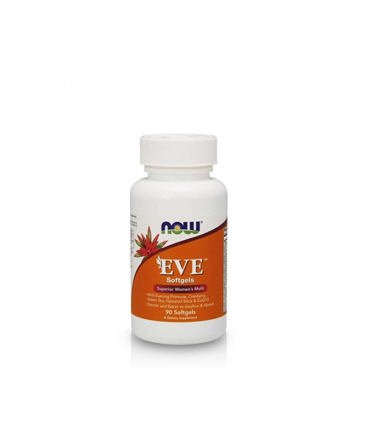 Now Foods EVE™ Women's Multiple Vitamin | 90 softgels