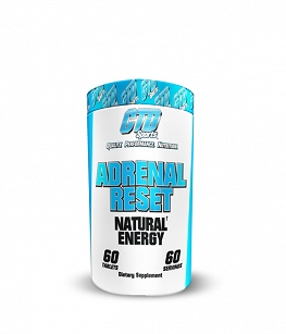 CTD Sports Adrenal Reset | 60 tabl