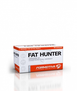 Formotiva Fat Hunter | 60 kaps.