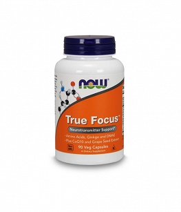 Now Foods True Focus™ | 90 vcaps.