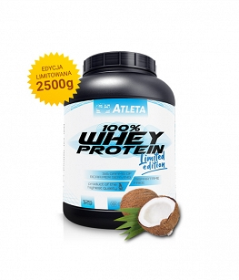Atleta 100% Whey Protein Limited Edition | 2500g