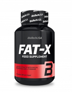 BioTech USA Fat-X | 60 tabl.