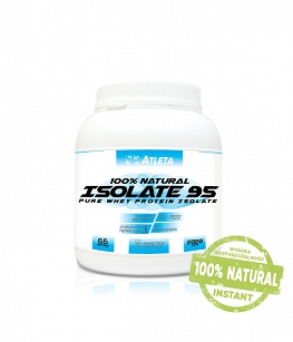 Atleta 100% Natural Whey Proten Isolate 95 WPI | 2kg
