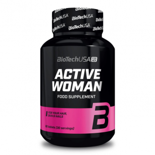 BioTech USA Active Woman | 60 tabl