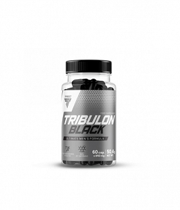 Trec Tribulon Black | 60 kaps.