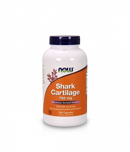 Now Foods Shark Cartilage 750mg | 300 caps