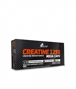 Olimp Creatine 1250 Mega caps | 120 kaps.