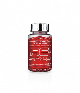 Scitec ReStyle (Re-form) | 120 kaps.
