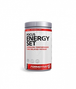 Formotiva Focus Energy Set | 480g