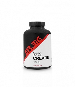 Mr.Big Creatine caps | 200 kaps.