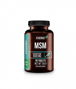Essence MSM 1000mg | 90 tabl.