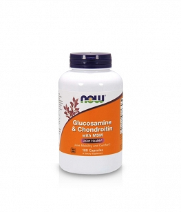 Now Foods Glucosamin Chondroitin MSM | 180 kaps