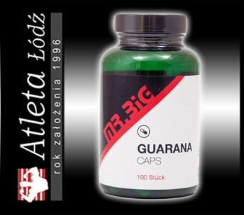 Mr.Big Guarana 100 kaps.