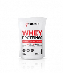 7nutrition Whey Protein 80 | 500g