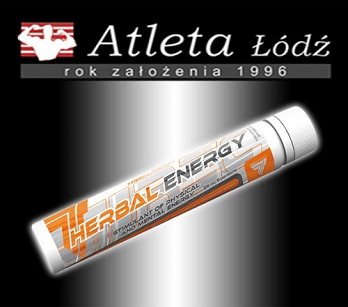 Trec Herbal energy 25ml shot