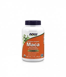 Now Foods Maca Pure Powder | 198g