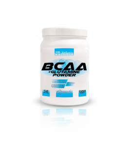 Atleta BCAA +Glutamine Powder | 500g