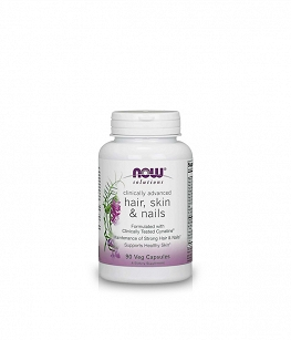Now Foods Hair Skin & Nails Solutions | 90 caps