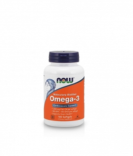 Now Foods Omega 3 1000mg | 100 softgels