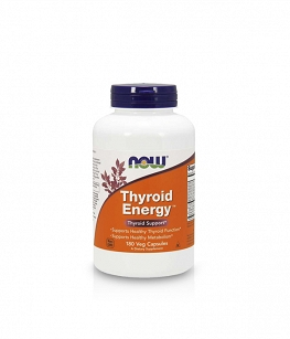 Now Foods Thyroid Energy | 180 vcaps.