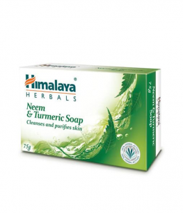 Himalaya Neem and Turmeric Soap |  75 g | Mydło
