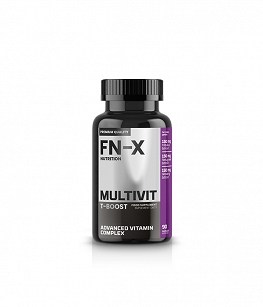 FN-X Nutrition Multivit T-Boost | 90 kaps.