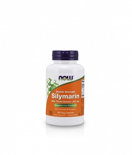 Now Foods Silymarin Milk Thistle Extract 300mg | 100 vcaps