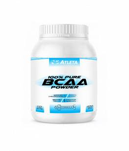 Atleta 100% Pure BCAA Powder | 400g