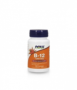 Now Foods Vitamin B12 1000 mcg | 100 loz.