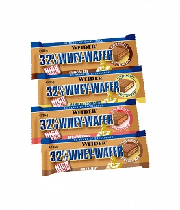Weider 32% Whey Protein Wafer | 35g