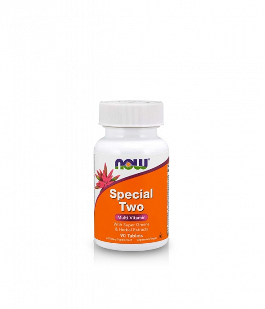 Now Foods Special Two | 90 tab.