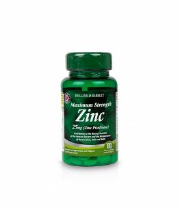Holland & Barrett Zinc Picolinate 25mg | 100 tabl.