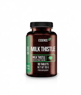 Essence Milk Thistle 500mg | 90 tabl.