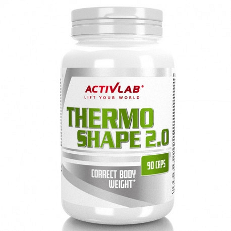 Activlab Thermo shape 2.0 | 90 kaps.