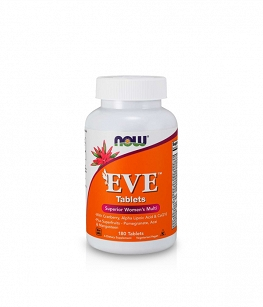Now Foods Eve™ Women's Multiple Vitamin  | 180 tabl.