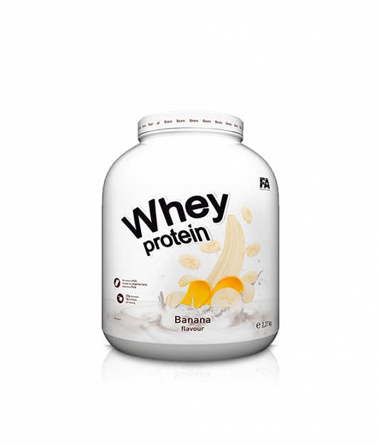 Fitness Authority Whey Protein | 2,27kg
