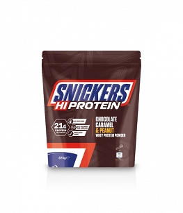 Snickers Hi Protein Whey Chocolate caramel & peanut | 875g