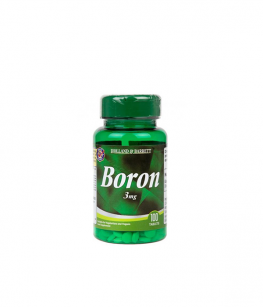 Holland & Barrett Boron 3mg  | 100 tabl.