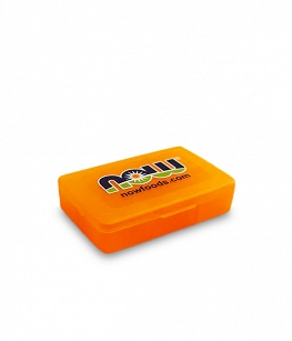 Now Foods Pill Case Box Small