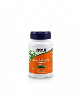Now Foods Saw palmetto Extract | 60 softgels