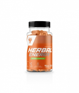 Trec Herbal Energy | 120 kaps.