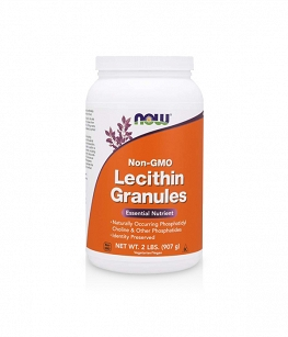 Now Foods Lecithin Granules | 907g