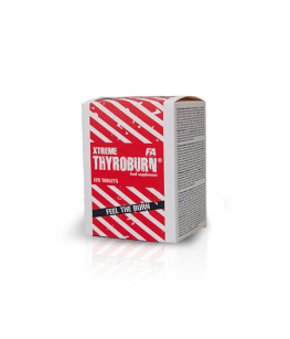Fitness Authority Thyroburn | 120 tabl.