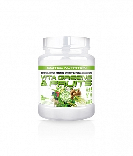 Scitec Vita Greens & Fruits | 600g