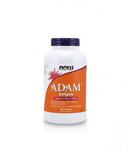 Now Foods ADAM | 180 softgels