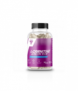 Trec L-Carnitine + Green Tea | 90 kaps.