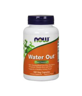 Now  Foods Water Out | 100 vcaps.